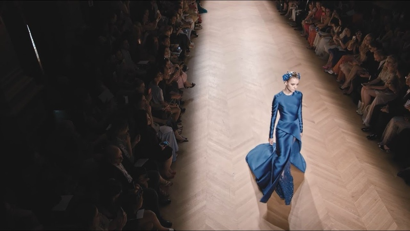 Tony Ward Couture, Fall Winter 2018/19 Fashion Show, Paris