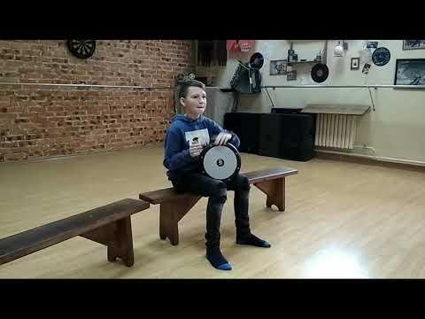 Вступление Naima Hip's West naima - Илья Сафронов