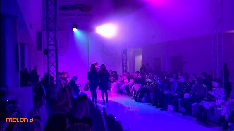 Volga Fashion Week. Kazan Arena. Live 24-11-2018