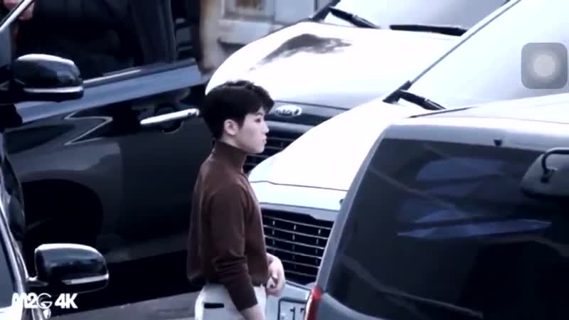Woozi lookin fine af even when its cold out