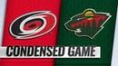 10/13/18 Condensed Game: Hurricanes @ Wild