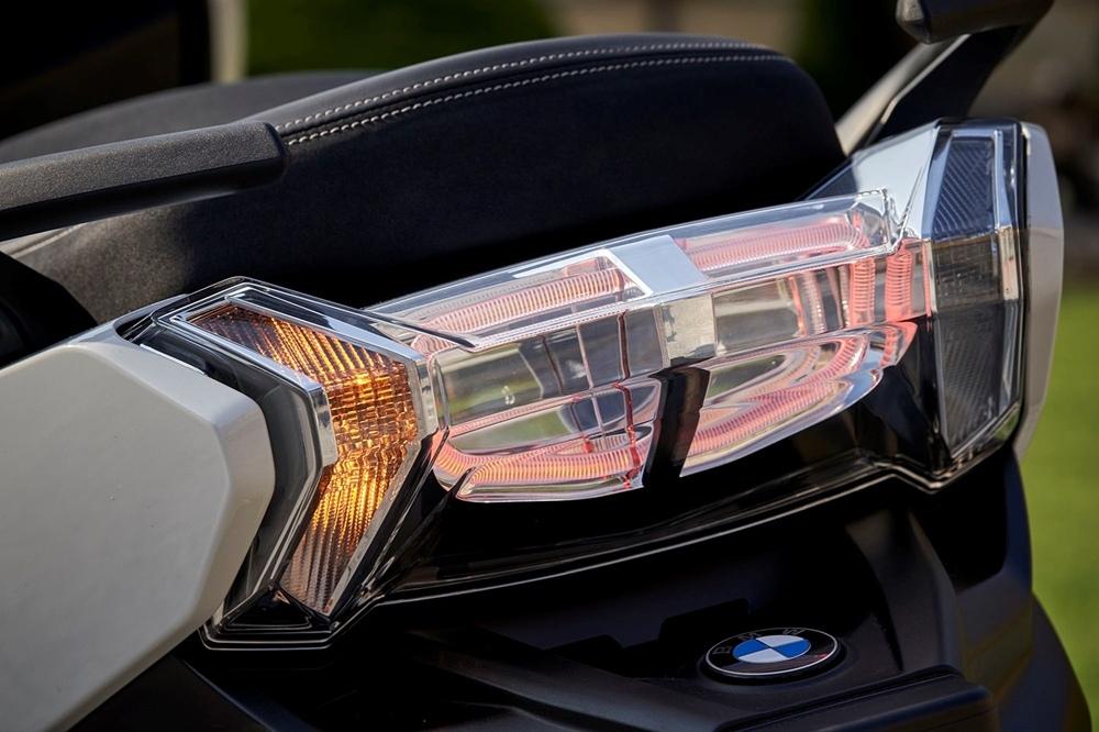 EICMA 2018: Скутер BMW C400GT 2019