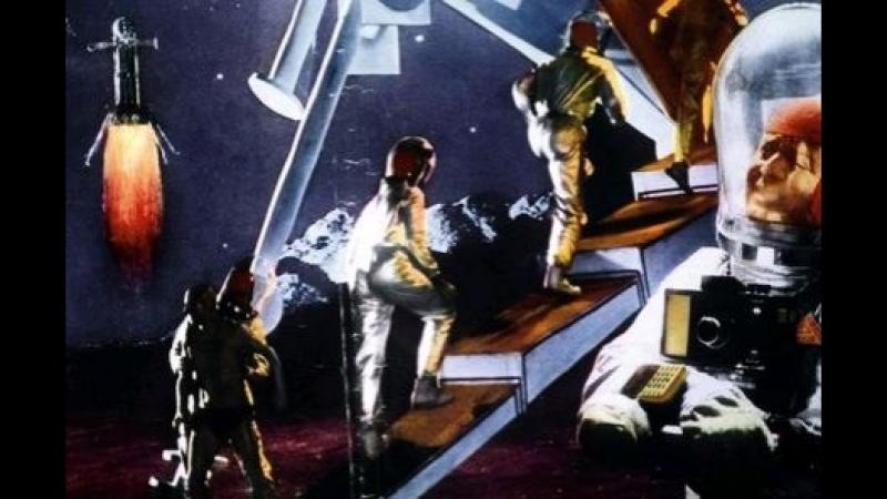 1977 Война в космосе Anno zero guerra nello spazio