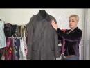 Шикарный Перешив мужской куртки. Севастополь. Переделка cтарой кожаной куртки