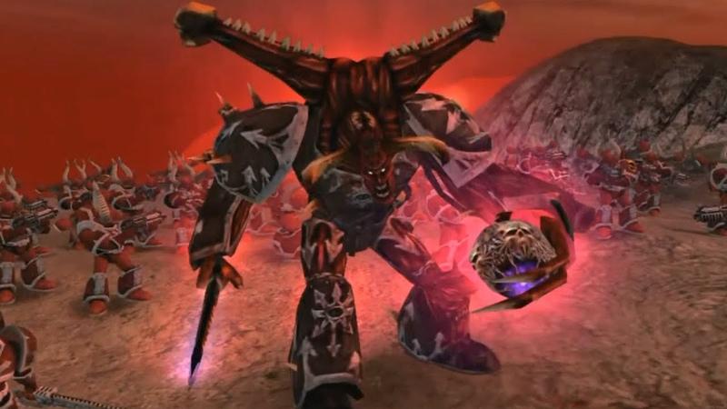 Dawn of War — Dark Crusade Конец компании за Хаос