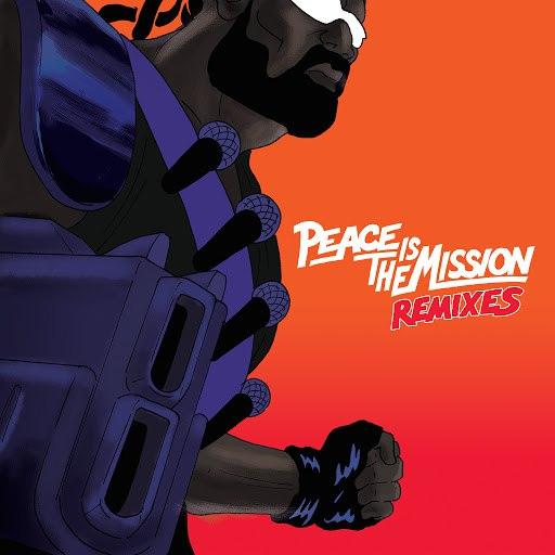 Major Lazer альбом Peace Is The Mission (Remixes)