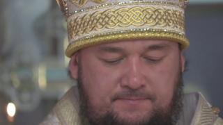 В праздник Рождества Пресвятой Богородицы Епископ Диодор посетил пос Мирный