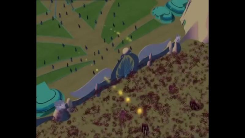 Клуб Винкс Сезон 1 Серия 22 Атака на Облачную башню