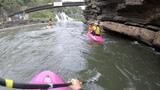 Kayak Cliff Flip ViralHog