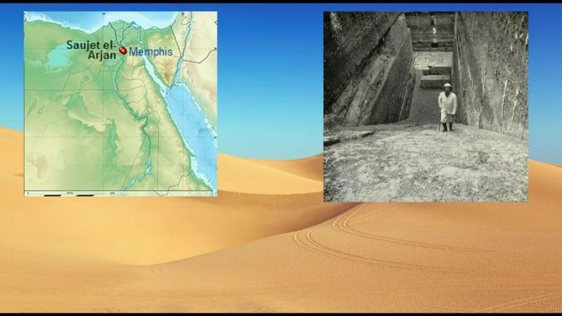 Black Goo in Pyramiden gefunden-- Das Archonten Bewusstsein
