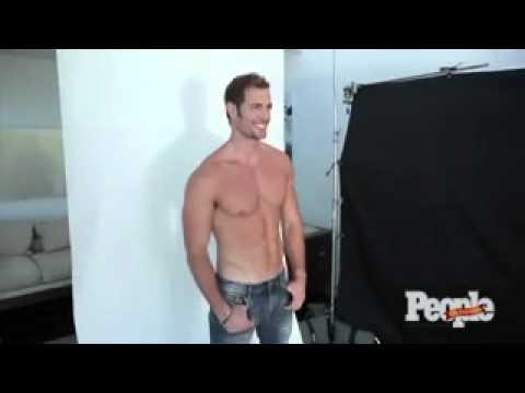 Detrás de cámaras con William Levy (@willylevy29) portada HombreMasSexy2012 PEE