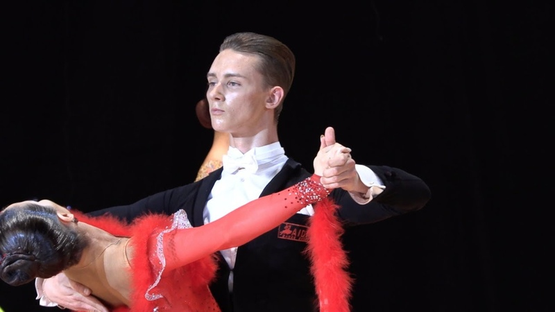 Alexey Grinev - Ksenia Grineva RUS, Tango | WDSF Open Ten Dance