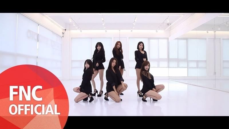 "AOA – ""Bingle Bangle MV 조회수 공약"" Super Duper 안무 영상 Suit Ver."