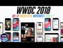 WWDC 2018 за 8 минут на русском Главное об iOS 12 macOS 10 14 watchOS 5 и tvOS 12