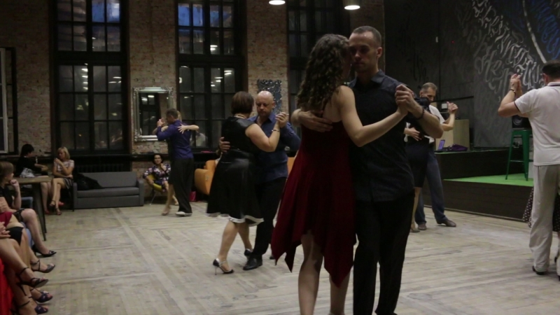 Танго в Бочке