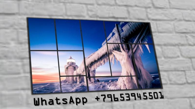 Slideshow Grid Закажите чудесный видео-клип из фотографий для ваших любимых. В ярком ролике будут запечатлены все самые незабыва