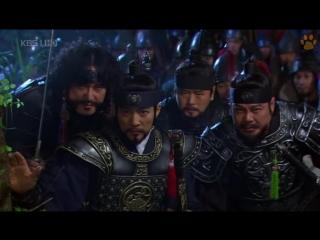 [Тигрята на подсолнухе] - 112/134 - Тэ Чжоён / Dae Jo Yeong (2006-2007, Южная Корея)