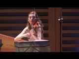 1023 J. S. Bach - Violin Sonata in E minor, BWV 1023 - Penelope Spencer & David Roblou