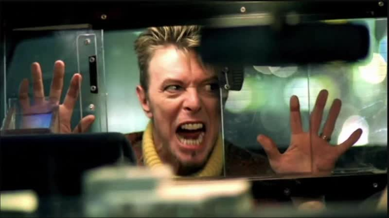 David Bowie Nine Inch Nails - I`m Afraid Of Americans (1997) widescreen ᴴᴰ широкий экран