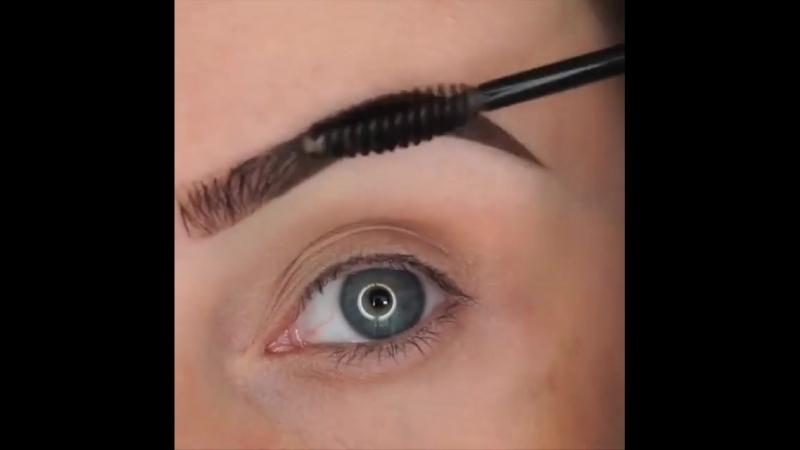 Корректируем бровки