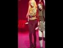 에프엑스 f(x) - Red Light [크리스탈] Krystal 직캠 Fancam (컬투쇼 공개방송) by Mera