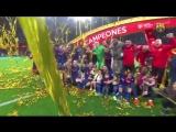 Барселона обладатель Кубка Испании 2017/18