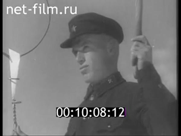 Киноочерк Командир стальных путей ГЖД Киров-Свеча 1937 год.