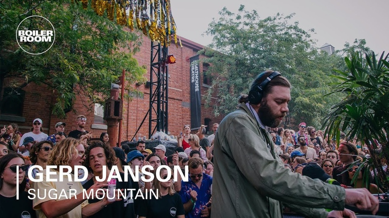 Gerd Janson Boiler Room x Sugar Mountain 2018 DJ Set
