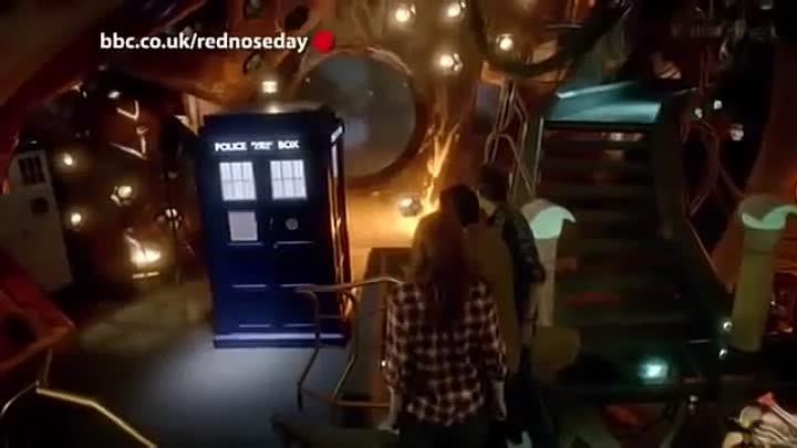 Доктор Кто . Пространство и Время . Часть 1