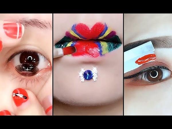 보는 순간 넋 놓게 되는 초근접 메이크업 영상2 l Amazing Makeup Tricks