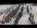 Тактика борьбы с толпой Южно Корейской полиции