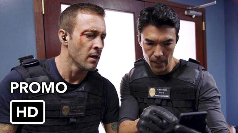 Hawaii Five-0 9x15 Promo Ho'opio 'ia e ka noho ali'i a ka ua (HD)