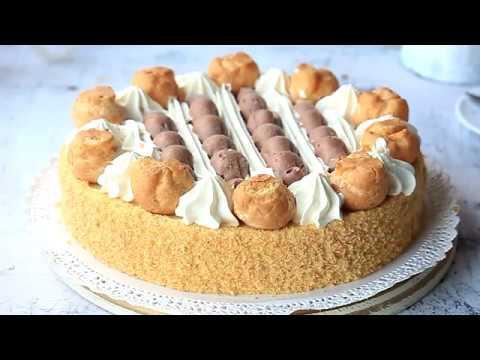 Торт Saint' Honorè   Cheese cake ru
