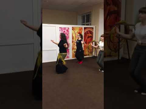 Танец живота Belly dance группа для нлвичков