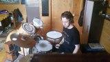 Yoav Landau Ambush 2 Drum cover