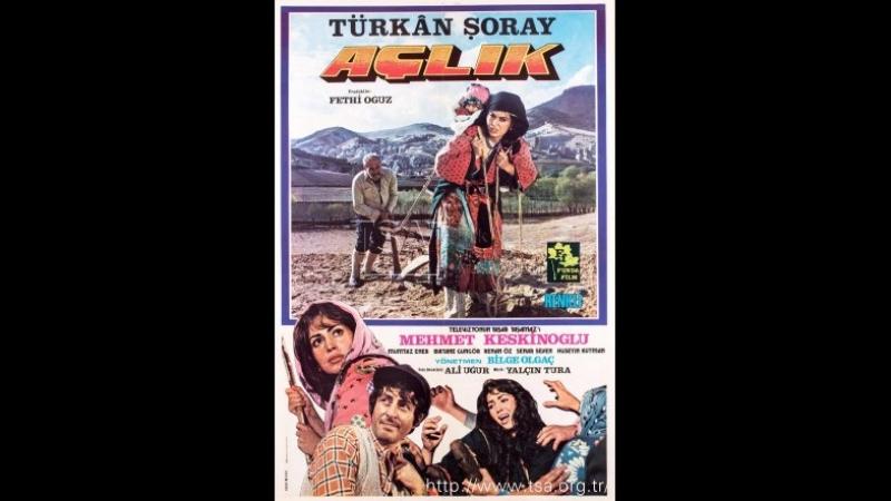 Açlık Türk Filmi - Türkan Şoray