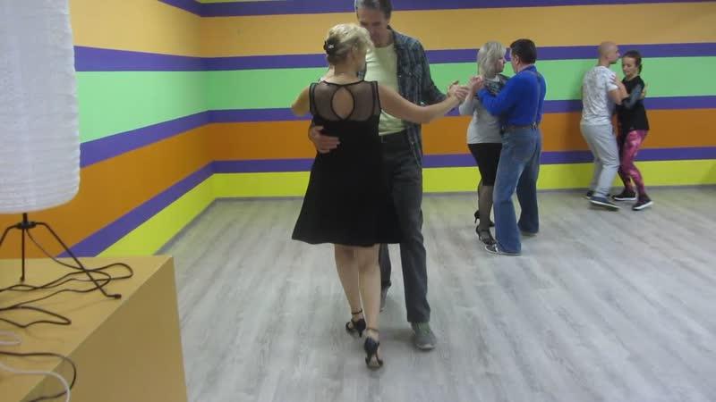 Занятия в танцшколе Dance Life танго аргентино 11 11 18 MVI 2255