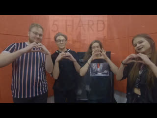 Концерт 5 HARD в Jack and Jane (24 февр, 18:00)