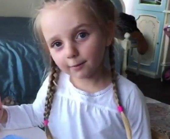 Младшая дочь Татьяны Навки поздравила маму с днём рождения