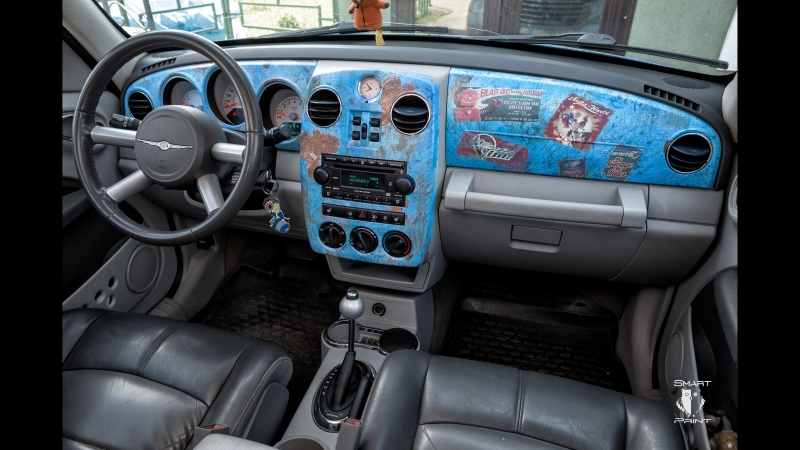 Chrysler PT Cruiser VAULT TEC