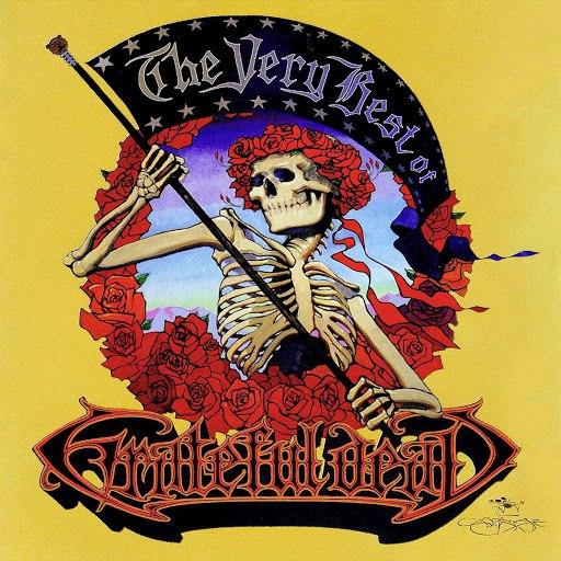 Grateful Dead альбом The Very Best Of Grateful Dead
