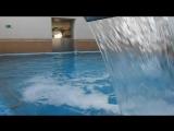 В бассейне Тесс Отеля