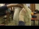 Наколка прямой юбки в рамках бесплатного ознакомительного мастер-класса