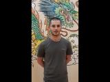 Смотрите видео приглашение инструктора занятий для детей Даниила Соболевского