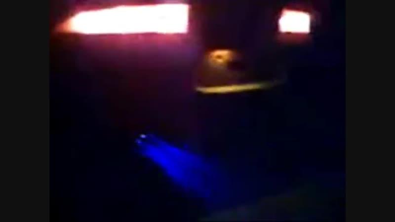 Насадка на глушитель с Led-подсветкой