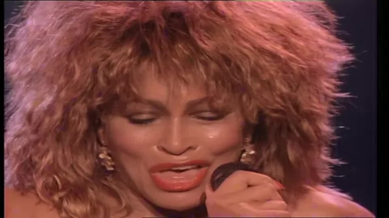 Tina Turner - What s Love Got To Do With It (Live)