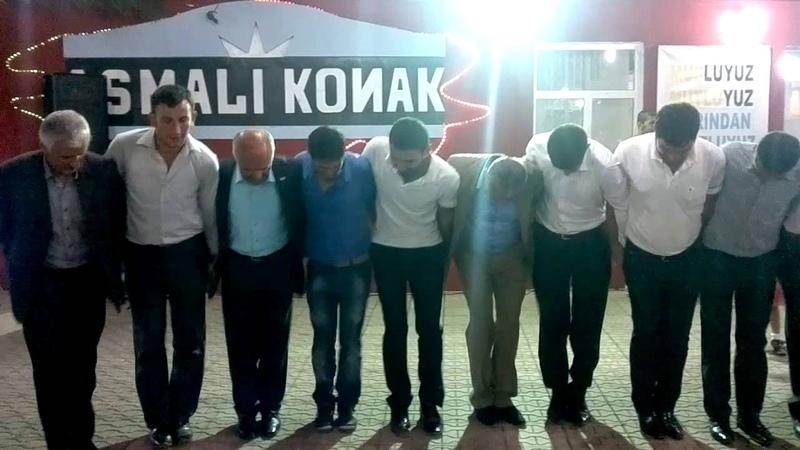 MUŞ SERVET KOTAN VE SEVDİKLERİ İLE KOÇERİ HALAY OYUNU..