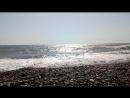 Волнующееся море Адлера. июнь - июль 2018