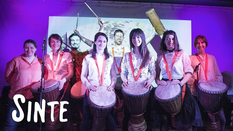 Sinte - концерт школы Sun Drums 15.04.2018.