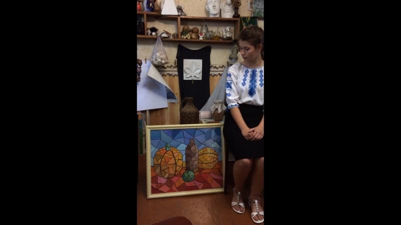 Дианочка выпускной Художка